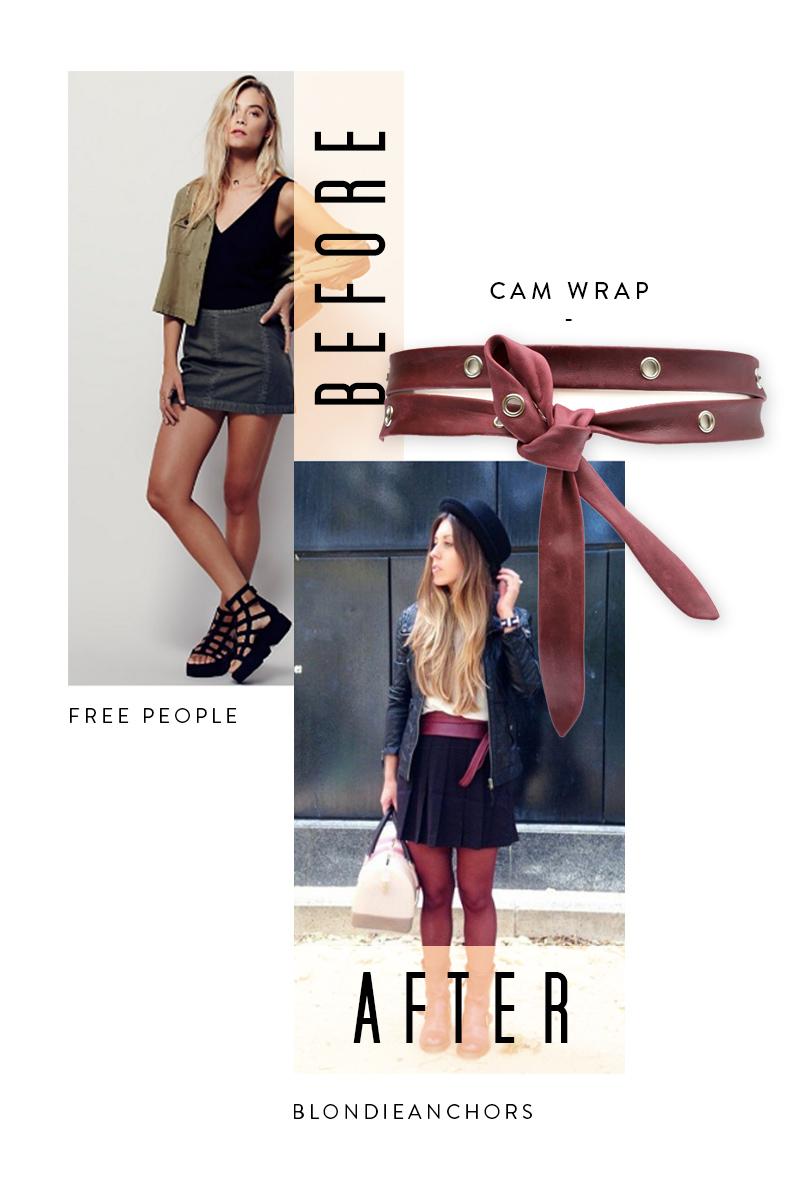 Cam Wrap Belt
